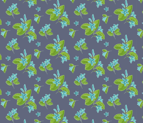 Mayflower fabric by jennjersnap on Spoonflower - custom fabric