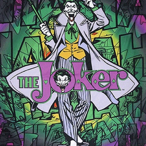 Joker image reprint