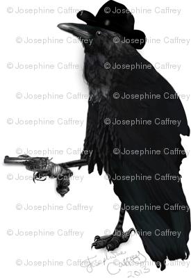 Dueling Ravens