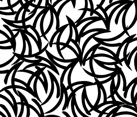 Graphic Geo fabric by tomhaggerty on Spoonflower - custom fabric
