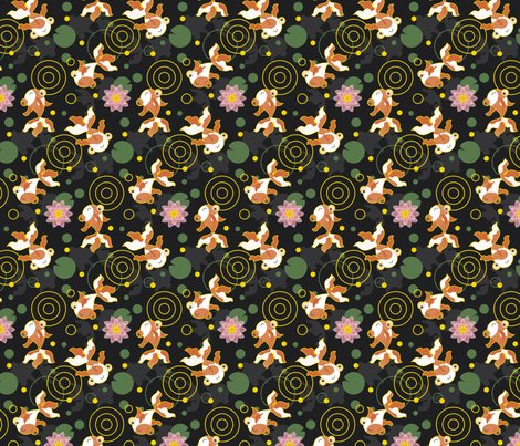 Rgoldfish-pattern-black-rgb_shop_preview