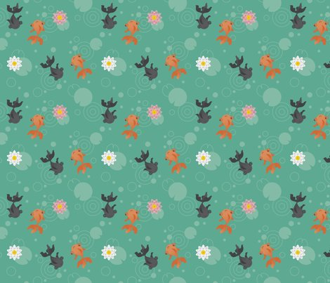 Rrgoldfish-pattern-green-rgb_shop_preview