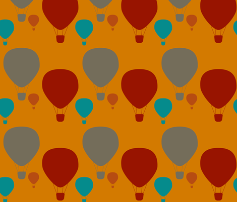 hot air hayride fabric by design_habit on Spoonflower - custom fabric