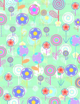 Overlayer Flowers