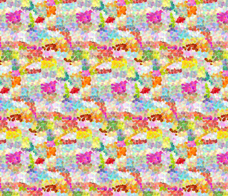 splatter fabric by littlerhodydesign on Spoonflower - custom fabric