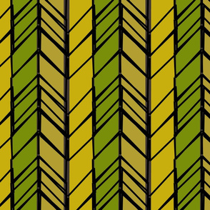 almost chevron