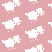 pink sheep