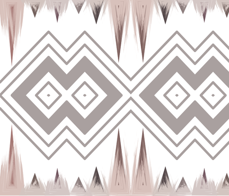 chevron fabric by chelseawoodward on Spoonflower - custom fabric