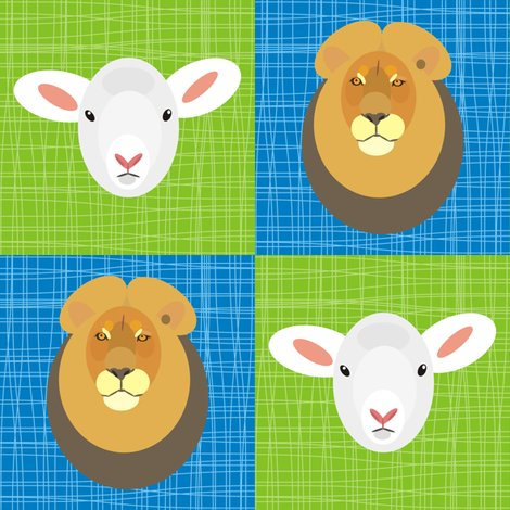Rrrlion_and_lamb_texture