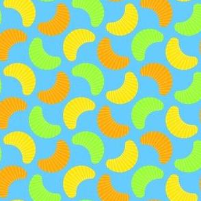 citrus segments