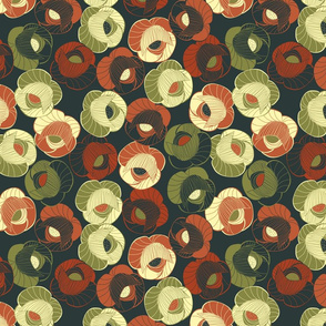 vintage floral