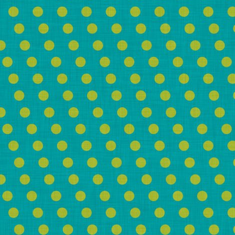 Leopold Polka Dot fabric by spellstone on Spoonflower - custom fabric