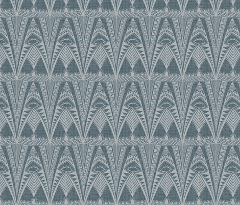 Wooly Pyjama fabric by spellstone on Spoonflower - custom fabric