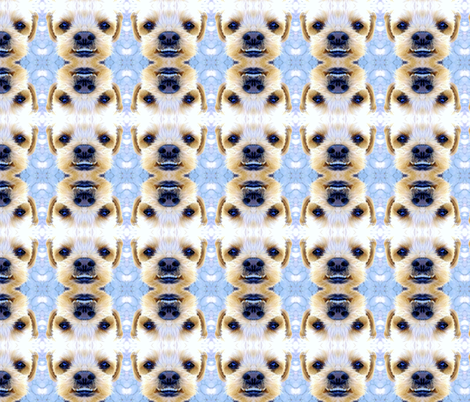 Ms. Maeby fabric by gladysmagnolia on Spoonflower - custom fabric