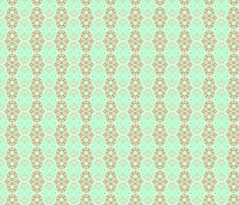 VINTAGE fabric by kerryn on Spoonflower - custom fabric