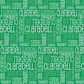 Claradell New Green