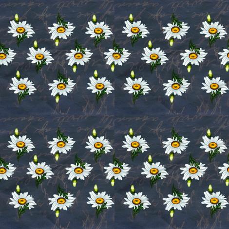 Daisies (Dark)