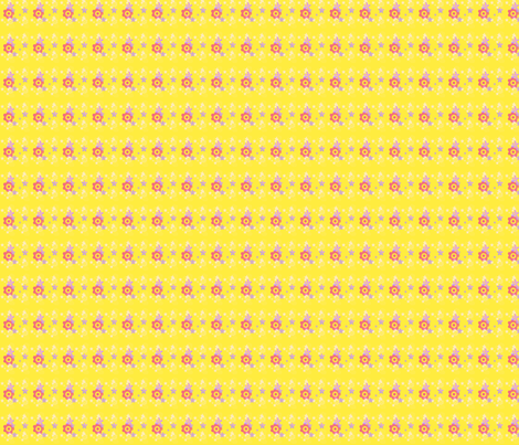 FEBRUARY_SPRING_SERIES_SPOONFLOWER_3 fabric by cutelilbutterfly on Spoonflower - custom fabric