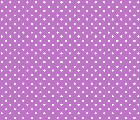 jb_sasparilla_dots_orchid fabric by juneblossom on Spoonflower - custom fabric