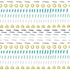 Line Dot Triangle