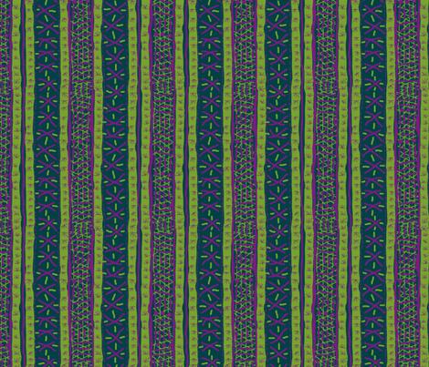 Mudcloth Inspired - BGV fabric by maplewooddesignstudio on Spoonflower - custom fabric