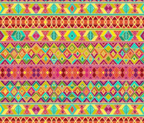 acid weave fabric by scrummy on Spoonflower - custom fabric