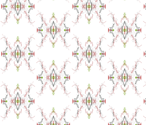 Eye of Horus fabric by wrapstar on Spoonflower - custom fabric