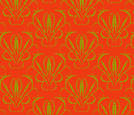 WrapStar's Rose fabric by wrapstar on Spoonflower - custom fabric