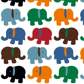 Bob's Elephants