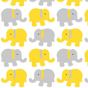 Bob's YG Elephants