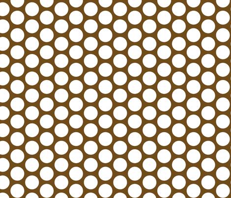 jb_sasparilla_circles_4 fabric by juneblossom on Spoonflower - custom fabric