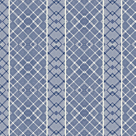 Security Envelope Plaid fabric by boris_thumbkin on Spoonflower - custom fabric