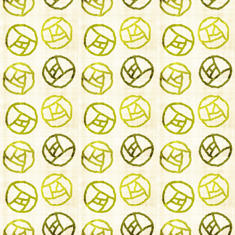 scuffed buds fabric by keweenawchris on Spoonflower - custom fabric