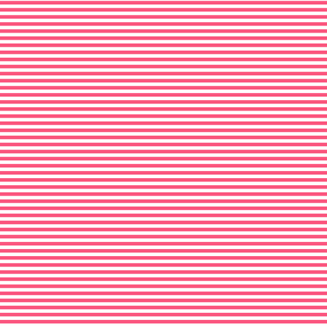 pinstripes hot pink fabric by misstiina on Spoonflower - custom fabric