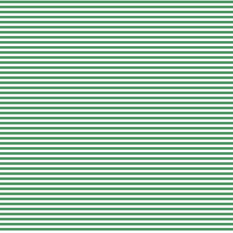 pinstripes green and white fabric by misstiina on Spoonflower - custom fabric