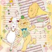 Lion & Lamb Swing into Spring