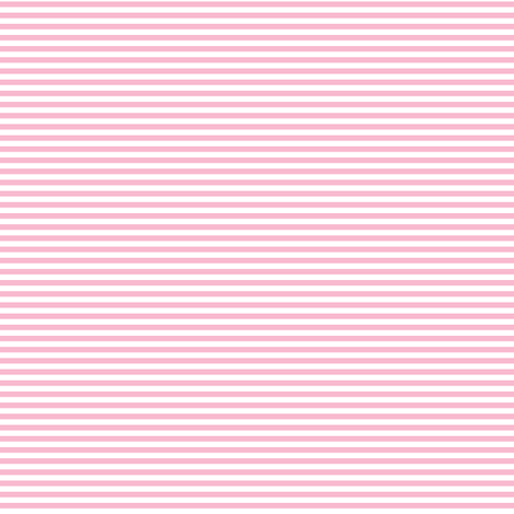 pinstripes light pink and white fabric by misstiina on Spoonflower - custom fabric