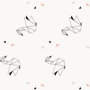 Swans (vertical)