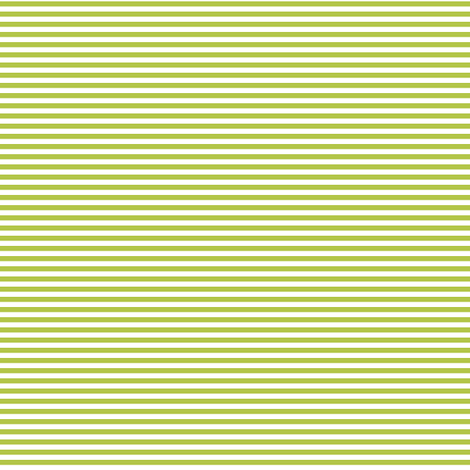 pinstripes lime green and white fabric by misstiina on Spoonflower - custom fabric