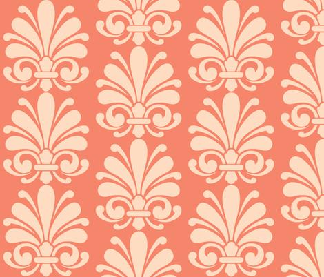 Autumn Flourish fabric by thepinkhome on Spoonflower - custom fabric