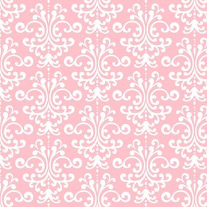 damask light pink