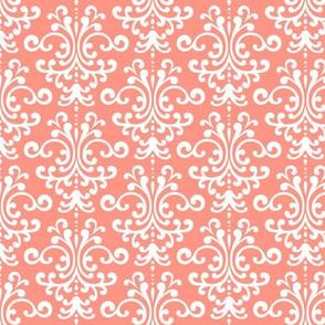 damask peach