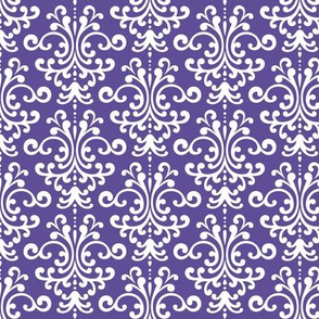 damask purple