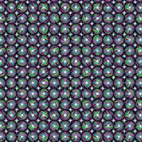 Blue Raspberry Steel Balls
