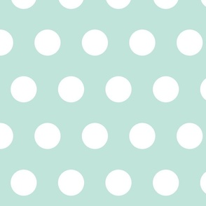 giant polka mint