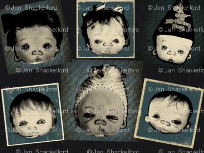 Jan Shackelford  STORKIE Babies