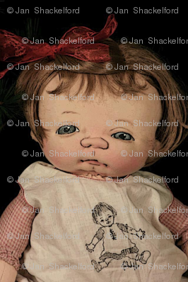 Jan Shackelford Baby JANIE