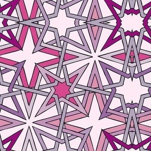 50 tones of purple