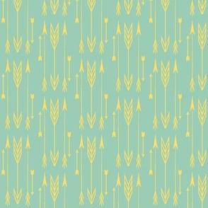 arrows jade & lemon zest
