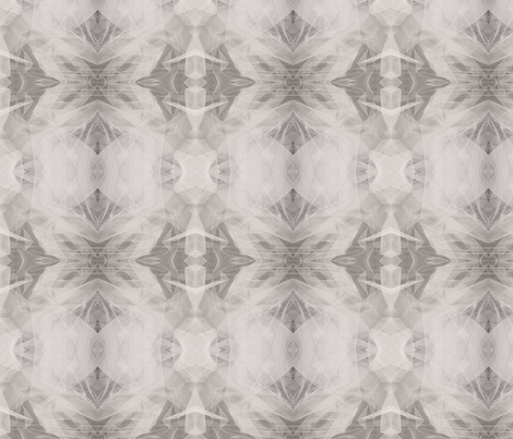 Ghost Tule fabric by 23burtonavenue on Spoonflower - custom fabric